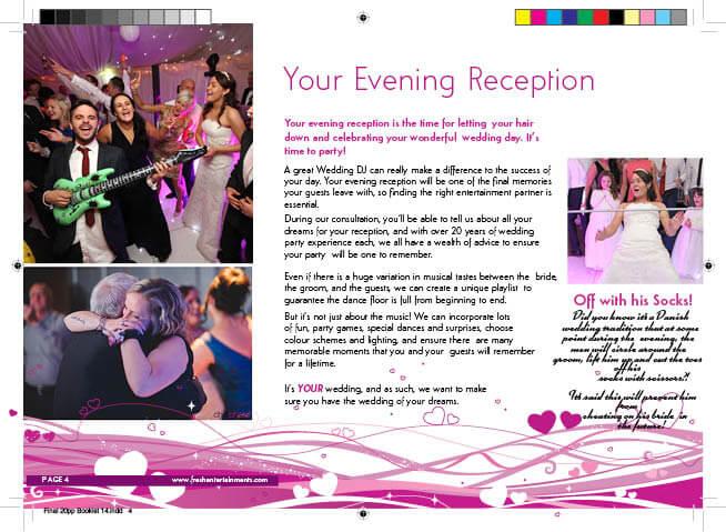 wedding brochure 2