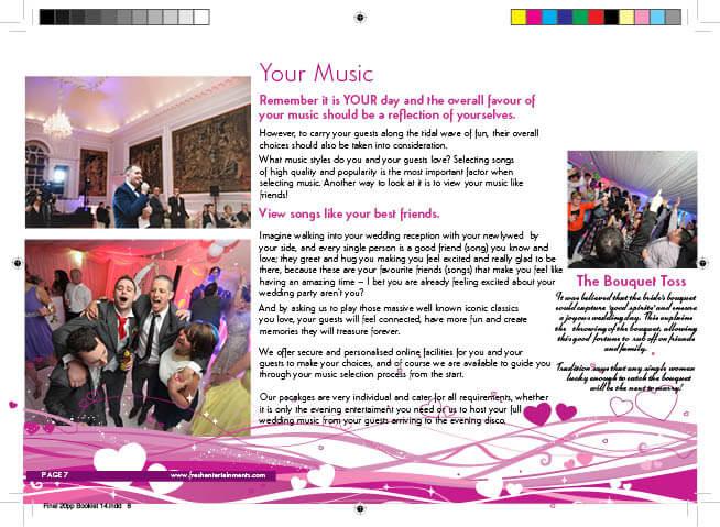 wedding brochure 3